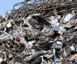 Scrap is a valuable raw material for stainless !